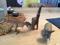 恐竜(トリケラトプスやティラノサウルスなど)のオスとメスの見分け方は何ですか?ずっと気になっていたことなんです。教えてください。大きさですか?角竜の仲間だったら角の長さですか? 獣脚類(ティラノサウル...