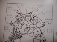 アポロ11号が月面着陸するとき着陸船と地球とで通信しています。 このときアンテナをどうやって地球に向け続けたのですか? (月面に着陸するときの動画nasaより:https://youtu.be/qUe5IpDBcsM?t=571)  結構ブレながら飛行してるので図の回転式アンテナがあさって向くと思うのですがなんで通信できてるの?