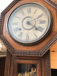 この精工舎の古時計は、何時代に作られた物だと思いますか?