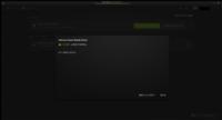 NVIDIAのGeForce Experienceでの、ドライバ更新についての質問です。 GeForce Experienceから[Geforce Game Ready Driver バージョン:451.67]をインストールしよとすると、このような画面が出てきてインストールできません。 どうすればいいですか? ちなみにWindows10です。