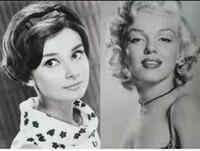 マリリンモンローとオードリーヘプバーンのどちらが魅了的ですか?