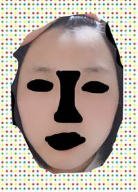 この顔の比率っていい方なんですか? それと、輪郭ってどのタイプなんでしょう。(卵形、丸顔など) 画像怖くてすみません ♀️ ♀️