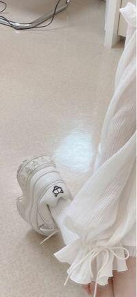 この靴のブランドは何ですか?