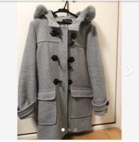 ダッフルコート、このダッフルコートは制服の上に着るようなイメージがありますか?30代ですが私服できたらおかしいもしくはださいですか?