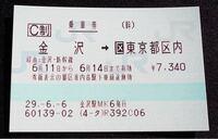 乗車券で写真のように東京都区内と表示させるにはどうしたらできますか? 条件などがあるようでしたら教えてください。