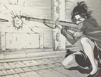 進撃の巨人について、ガビがサシャを射殺したときに持っていたライフルの元ネタを教えてください。 ↓これです。