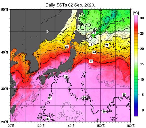 もし、台風10号が当初の予想通り一昨年のように四国東部や紀淡コースだったら、910~930hpaで突っ込んでた可能性が大ですかね?それこそ、特別警報級で関西や東海が壊滅してた? 四国沖や紀伊半島...