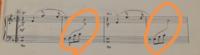 ミューズスコアで添付のような音符はどのように作成するのでしょうか?よろしくお願いします。