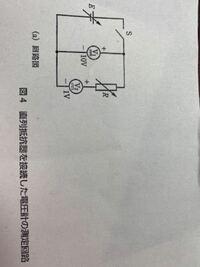 図4において、1Vの電圧計の最大測定値を30V,100Vにするための直列抵抗器の値Rmを求めて見ようと言うレポートの問題が出ました。答えが分かりません。お願いいたします