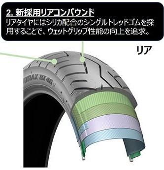 バイクのタイヤにウェット性能て必要なのですか。 ・・・・・・・・・・・・・・ バイクのタイヤのカタログを見ていると雨の日のウェット性能をドヤ顔でアピールするのが多いですが。 よく分からないので...