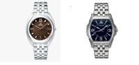 スーツに合わせる時計を検討しております。どちらがおすすめでしょうか? 茶色はgcaz053、黒はgcax983という型番です。ご使用経験のある方、見た目で選んでくれる方、色々なご意見をお待ちしてお ります。