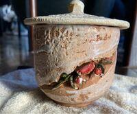 家に昔からある湯飲みですが、いつ頃の物か? どこの窯なのか知りたいです。