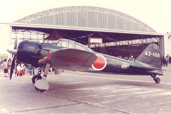 機体番号43-188の零戦が戦後にエンジンを回したことはありますか?