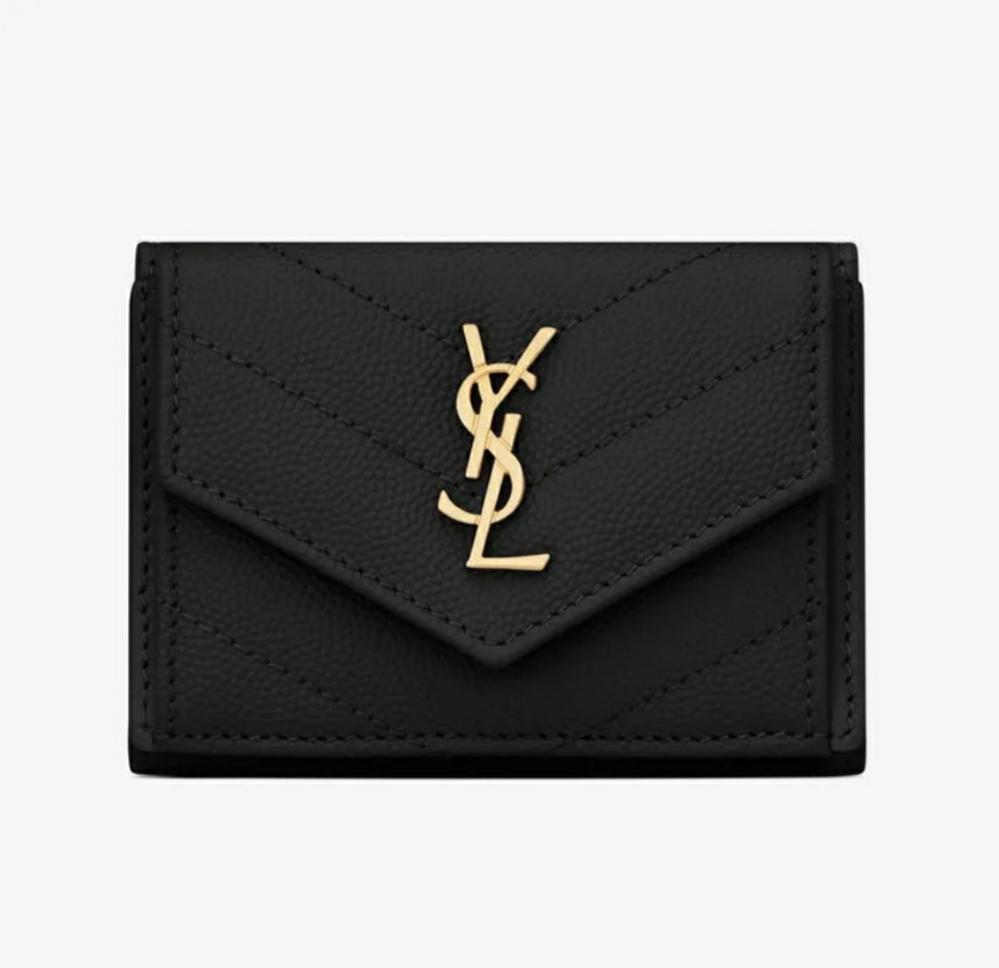 このサンローランのお財布が気になっているんですが男(大学生)が持っていてもおかしくはないですか?