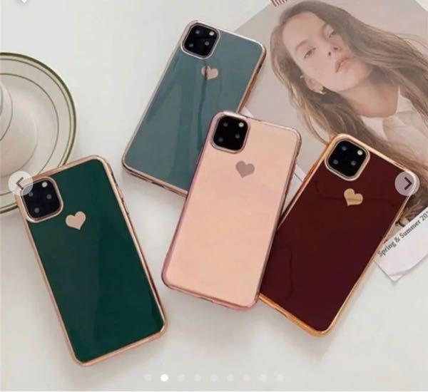 iPhone11のパープルに合わせるなら、何色がいいと思いますか?