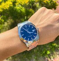 ティソのジェントルマンなんですけど 時計好きのかたからするとどうなんですか?