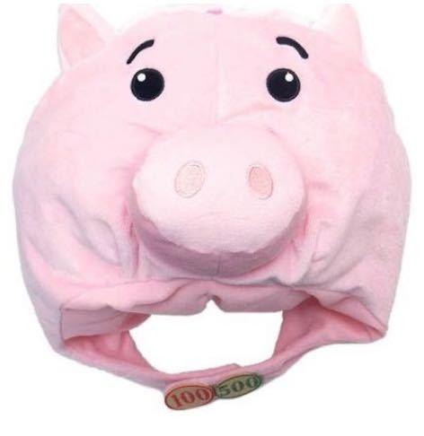 詳しい方教えてください!! ディズニーストアに ハムの頭に被るやつ売ってますか? それともディズニーランドに行かないと買えませんか?? 画像のやつです!