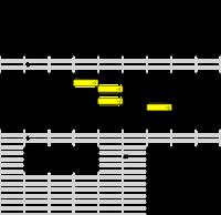 在庫管理用のマクロを教えてください。 主題の件ですが、マクロを教えてください。 日ごとに在庫数が表記されている表があります。(図の一番上) この表から、マクロ実行ボタンを押すと、=TODAYのセルを参照してちょうど1週間後までの期間で、最初にマイナスになるところの品番・日付・数量(図中央の黄色部)をユーザーフォームでリスト化して表示させたいです。(表中では10/1がTodayとしています。)...