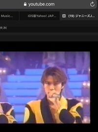 (黄金期ジャニーズjr.) 1998年頃、オンエアの、黄金期ジャニーズjr.です。何と言う子ですか?(^o^)