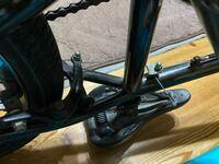 BMXのブレーキがこのようになってしまったのですが どうすれば直りますか?