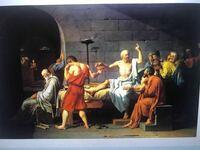 この絵画の作者名を教えてください。 19世紀か20世紀に活躍された画家らしいです。