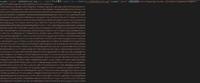 正規表現で改行を含むすべての文字を指定するのはどうしたら良いでしょうか。 <a><img src='問題箇所 改行 '></a> このようなコードになっています。 今回はaタグ含めて、その間に含まれる要素も全て指定したい状況です。 src部分が画像を表す大量の文字列になっています。 よろしくお願いします。