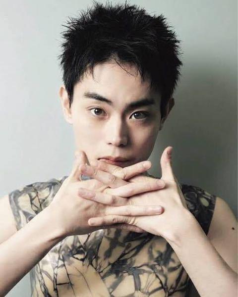 菅田将暉のこのような髪型ってなんて頼めばいいですか?