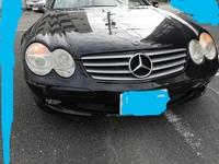 この車の車種名教えていただけませんか? 後ろにはBRABUSのロゴが有りました。 本物のブラバスなのかブラバスLOOKなのか、ブラバスLOOKならば車種は何なのか、詳しくないので困ってます。よろしくお願い致します。