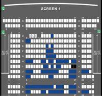 TOHOシネマズ映画の この黒い座席の部分って何ですか?