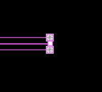 Illustratorに関する質問です。 オブジェクトを選択ツールでクリックしたときに 枠線の四角い部分にアスタリスクが表示されるこれは なんという名称の、どのような現象なのでしょうか?  アウトライン化ができなくて困っています。。。