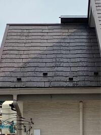 こんにちは、出来れば、外壁塗装の知識有る方に質問させて頂きたいのですが、外壁と屋根の塗装を3年前に行いました。 屋根なのですが、ペンキが剥がれている様に見えます。 金曜日に見に来てもらうのですが、先程...