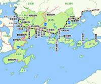 広島県呉市は福山市ほどではないにしても進んでいますか? こちら側に国道2号や山陽自動車道が通っていないことに違和感はないのですか?