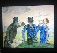 ゴッホのこの絵は何というタイトルですか!?