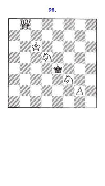 チェスの話しです。 この問題一手で解けますか?