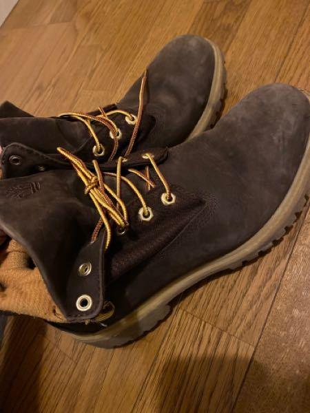 このTimberlandの靴なんてゆーやつか分かりませんか?