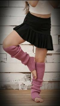 画像に写っているピンクの靴下の正式名称を具体的に教えて下さい…。