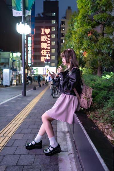 歌舞伎町JK