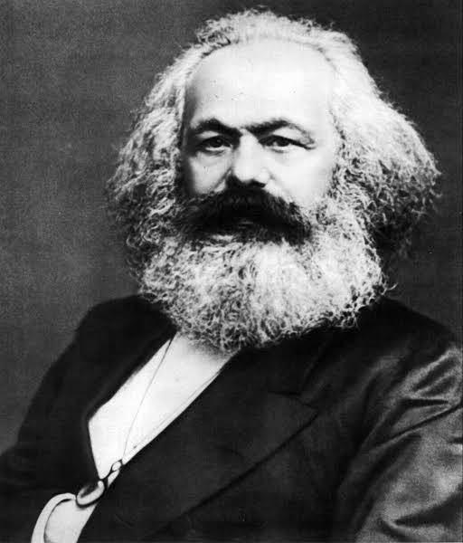 共産主義はわしが育てた。 マルクス