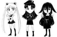 三石琴乃さんが声を担当したキャラクターで一番好きなのは誰ですか?