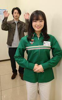 最近、セブンイレブンの店内放送で、森七菜さんと中村倫也さんは何と言っていますか? お買い物中のみなさん。こんにちは。毎週火曜放送のTBS系ドラマ この恋あたためますかで◯◯役の森七菜です。/◯◯役の中村倫也...