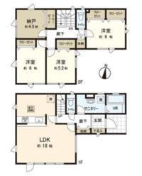 建売住宅です 風水的にどう思いますか? また夫婦二人、息子一人、寝室、それぞれの部屋はどの場所が良いと思いますか?