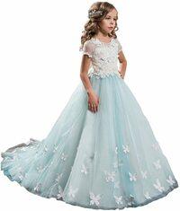 このようなドレスを貰ったら迷惑ですか? 11歳の姪っ子に本物のお姫様のようなロングドレスが欲しいといわれたので、 画像のような型のドレスを購入しようかと思っています。 本人は喜ぶと思いますが、しまうときに嵩張りそうなので、 ちょっと悩んでいます。