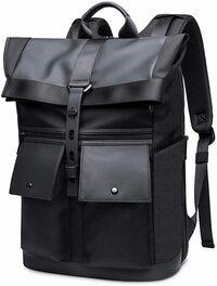 大学生です。 通学用にと、大きめの黒のビジネスバッグを買いました。(画像のバッグです) 黒で地味なので、横のファスナーに何かキーホルダーをつけたいのですが、何がいいと思いますか? 皆さんだったらどんなも...