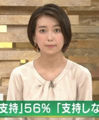 質問します。 1. 昨日のNW9の和久田麻由子アナ、サテン素材のトップスは素敵でしたか?  2. 昨日の綺麗度は如何でしたか(100点満点で)?  (◆danさん用◆)
