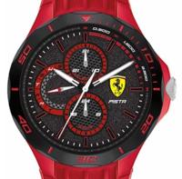 フェラーリのクロノグラフで左のインダイヤルの示すT・M・F・T・S・W・Sって何ですか?