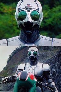 一番好きな仮面ライダーがシャドームーンだという同士はいませんか!?