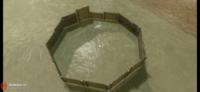 アークモバイルについての質問です。野生のカストロイデスにダムを作ってもらおうとして囲いを作ったのですが、これで問題ないでしょうか? まだ1時間くらいしか経過してないのですが、今のところ何も作ってくれ...