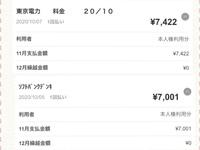 電気代について質問です。  以前月々の電気料金を東京電力からソフトバンクに乗り換えました。 月々の電気代はクレジットカード引き落としになりますが、画像のように毎月2つあります。 東京電力の方はガスで...