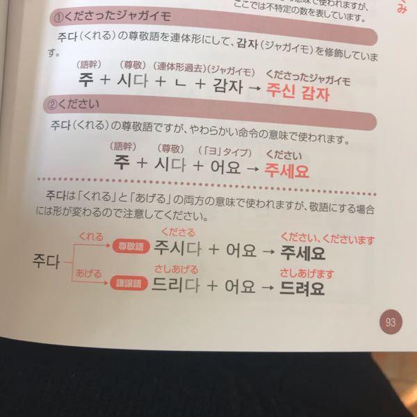 시+ 어요 =세요 리+ 어요 =려요 なぜ母音の変化の仕方が違うのか教えていただきたいです
