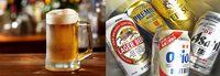 ビールはジョッキがいいですか? それとも缶ビールがいいですか?
